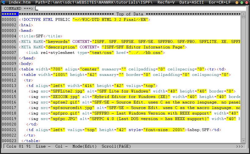 TextEditors Wiki: SPFSE