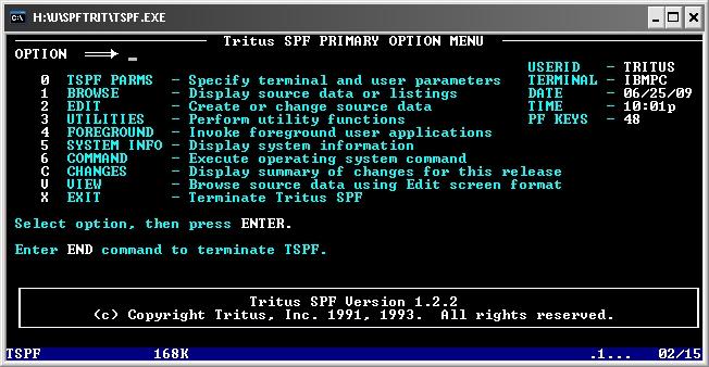 TextEditors Wiki: Editing SPF/PC